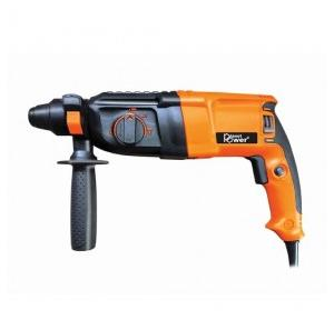 Planet Power PH26 RE Orange Reverse Forward Rotary Hammer, 950 W, 900 rpm