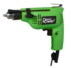 Planet Power PD6VR Green Reverse Forward Drill Machine, 350 W, 4500 rpm